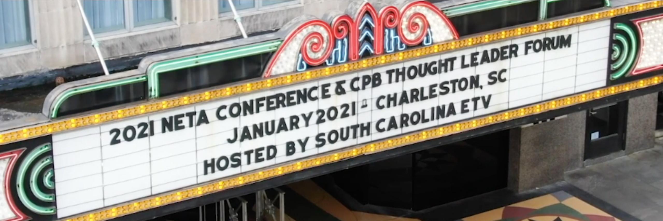 2021 NETA Conference Location