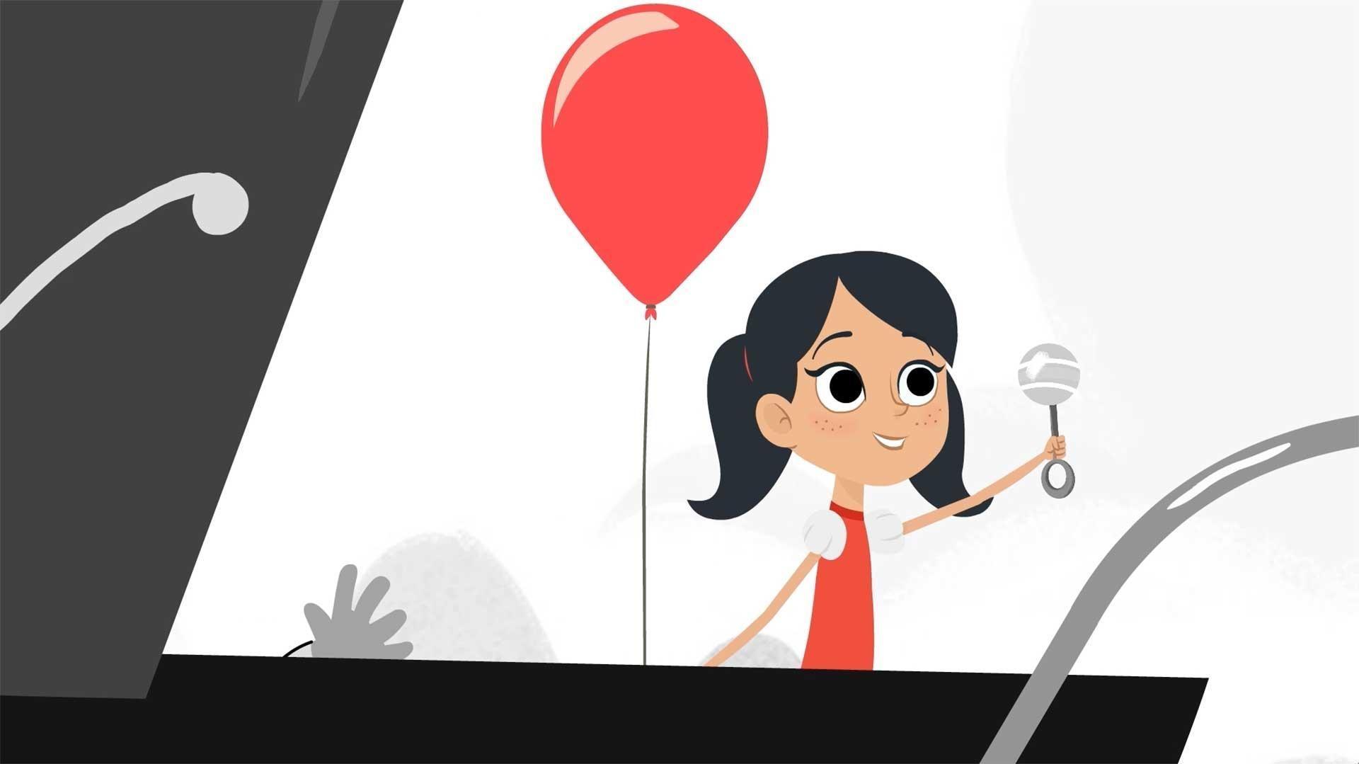 Balloon Girl | PBS Online Film Festival