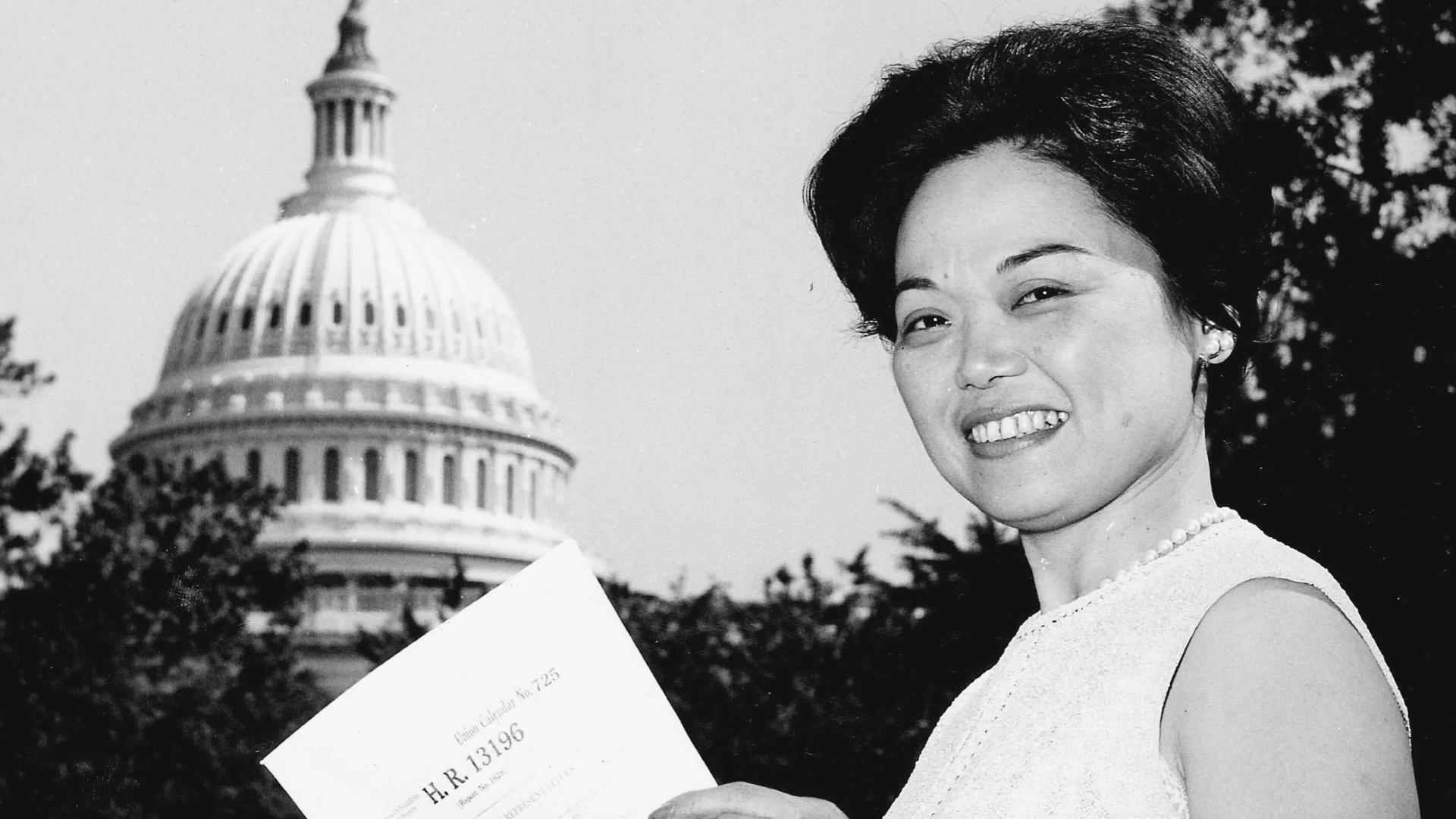 Patsy Mink | Asian Americans premieres May 2020