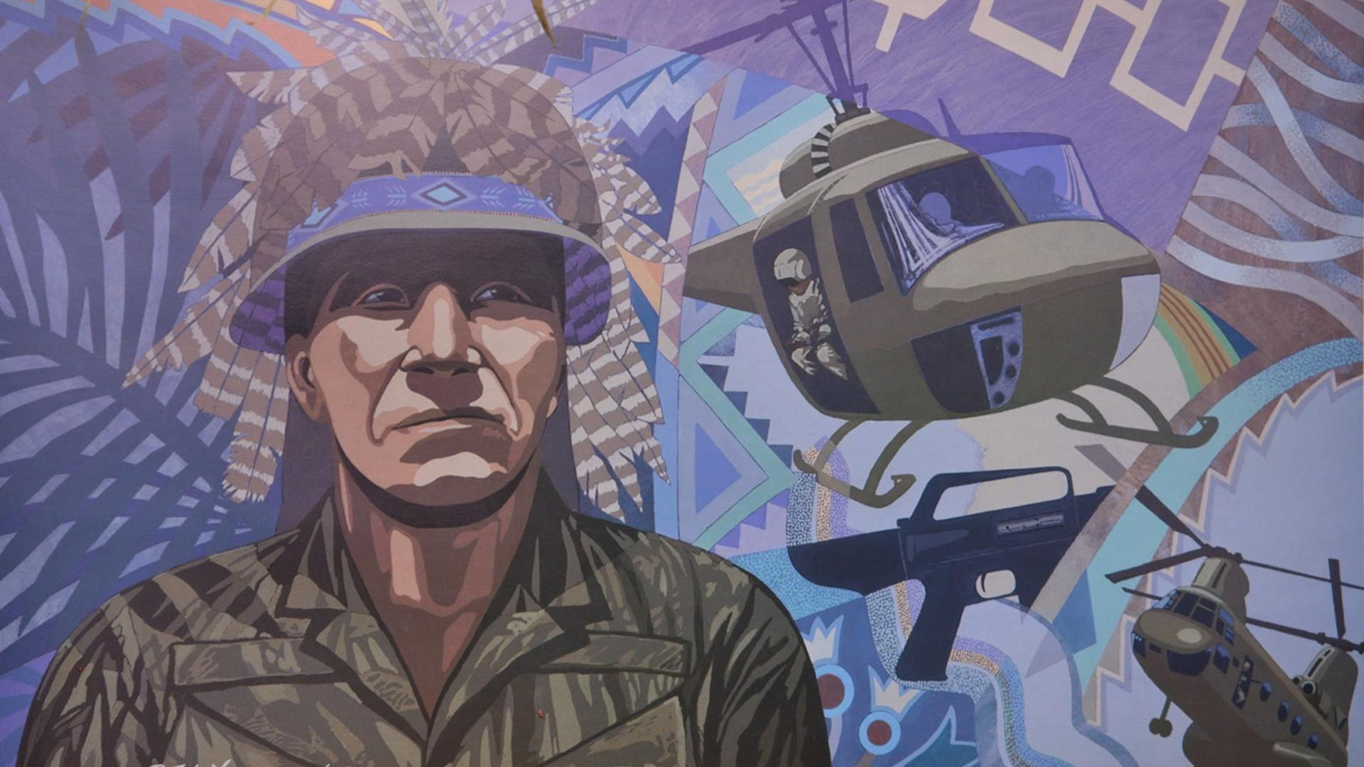 Art by Carson Waterman | Art, Honor, and Service