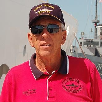 Captain Bill Verge