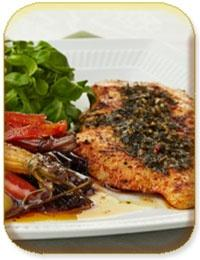 Argentinian Style Grilled Chicken Breast