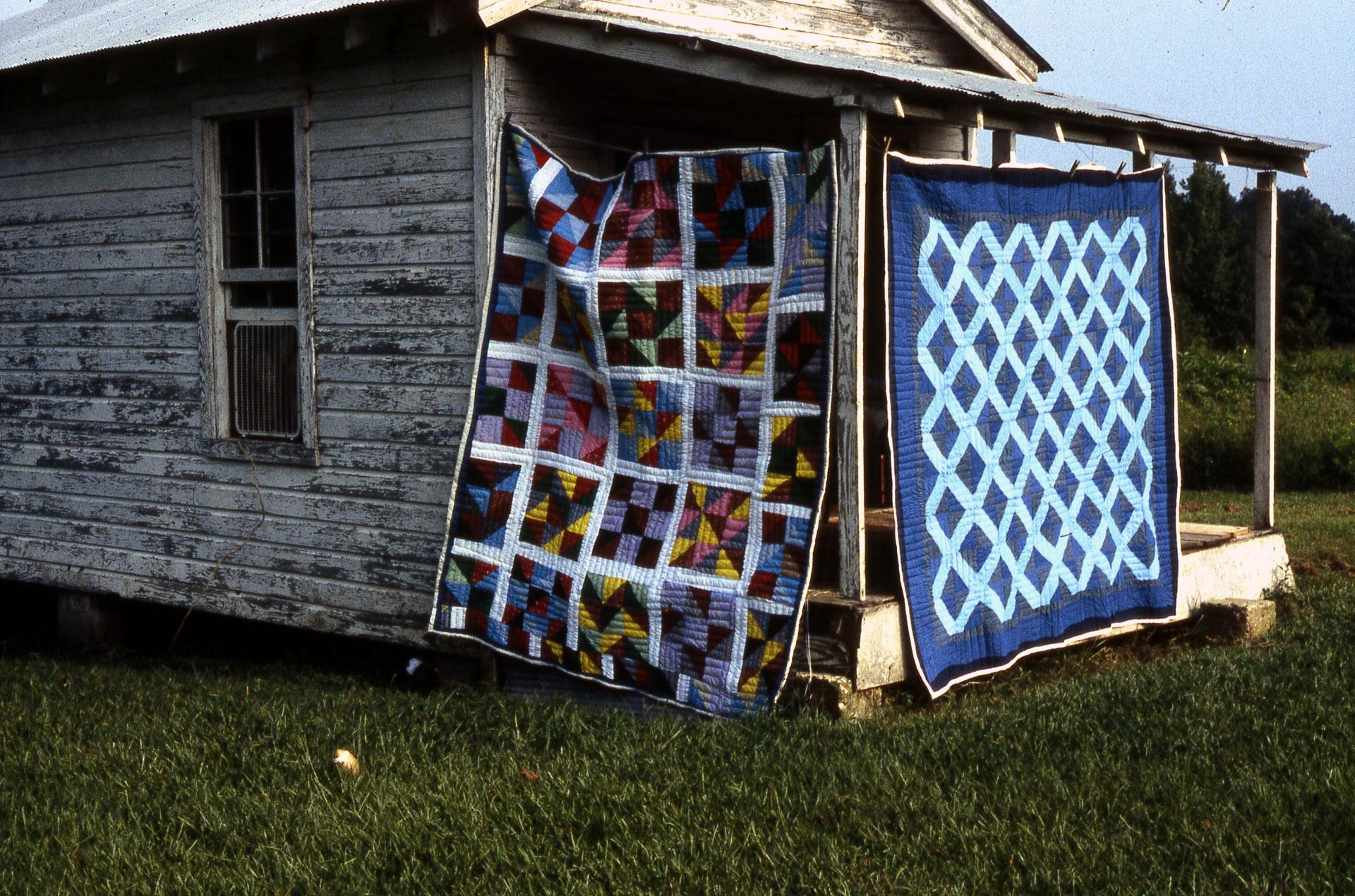 QUILTS SEWN BY MCC MISSISSIPPI CULTURAL CROSSROADS QUILTERS