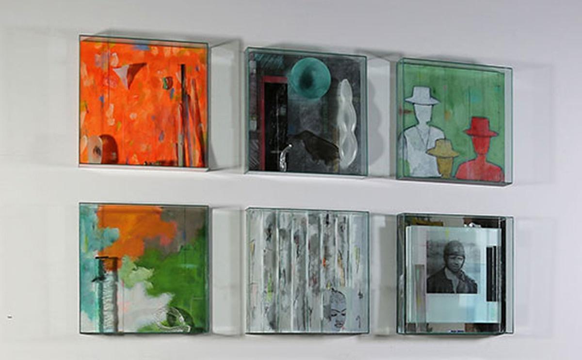 TEACHERS Therman Statom glass