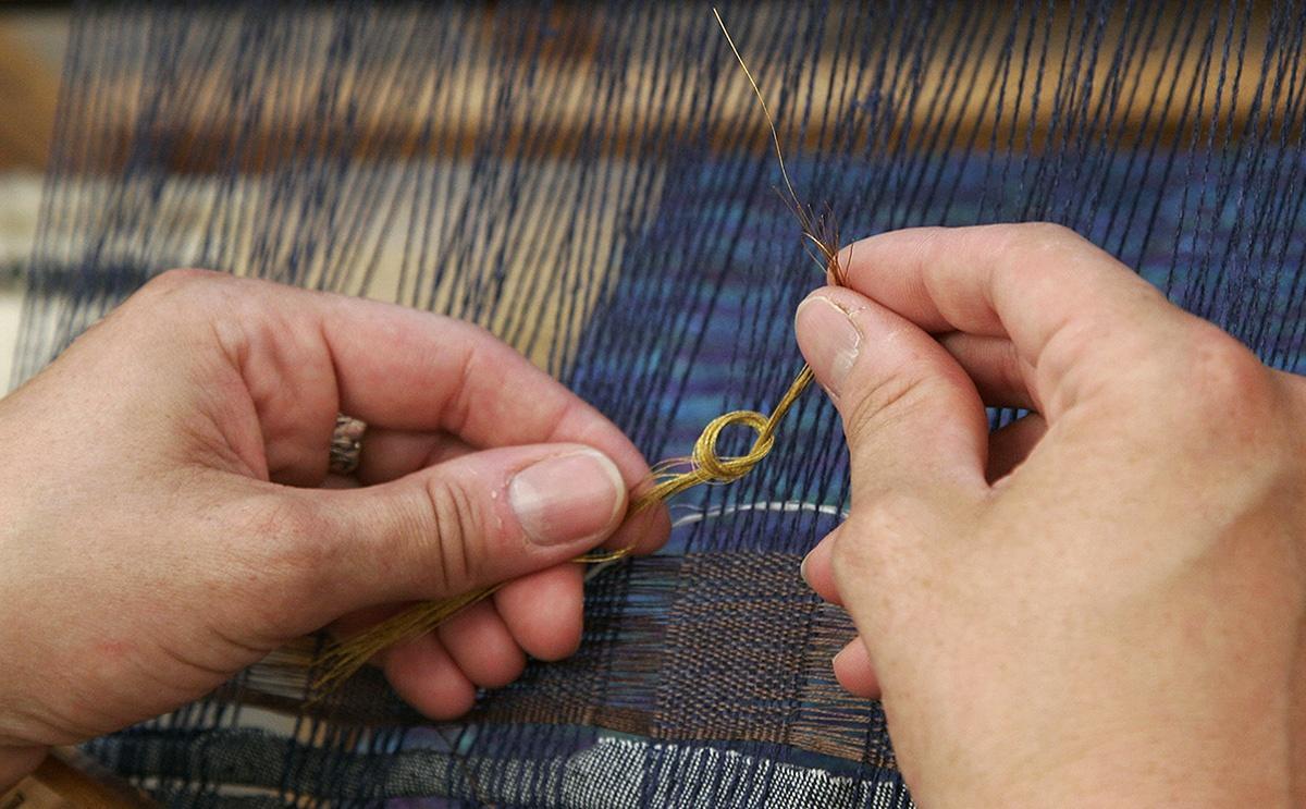 Community Education Guide - Penland weaving