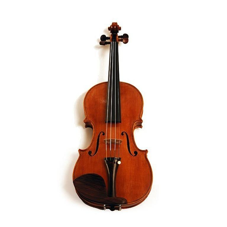 North Bennet Street School violin PROCESS