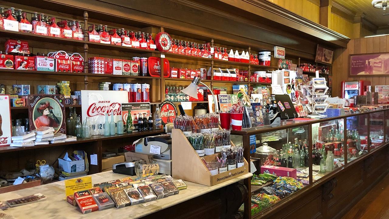 Beirdenharn Coca-Cola Museum in Vicksburg