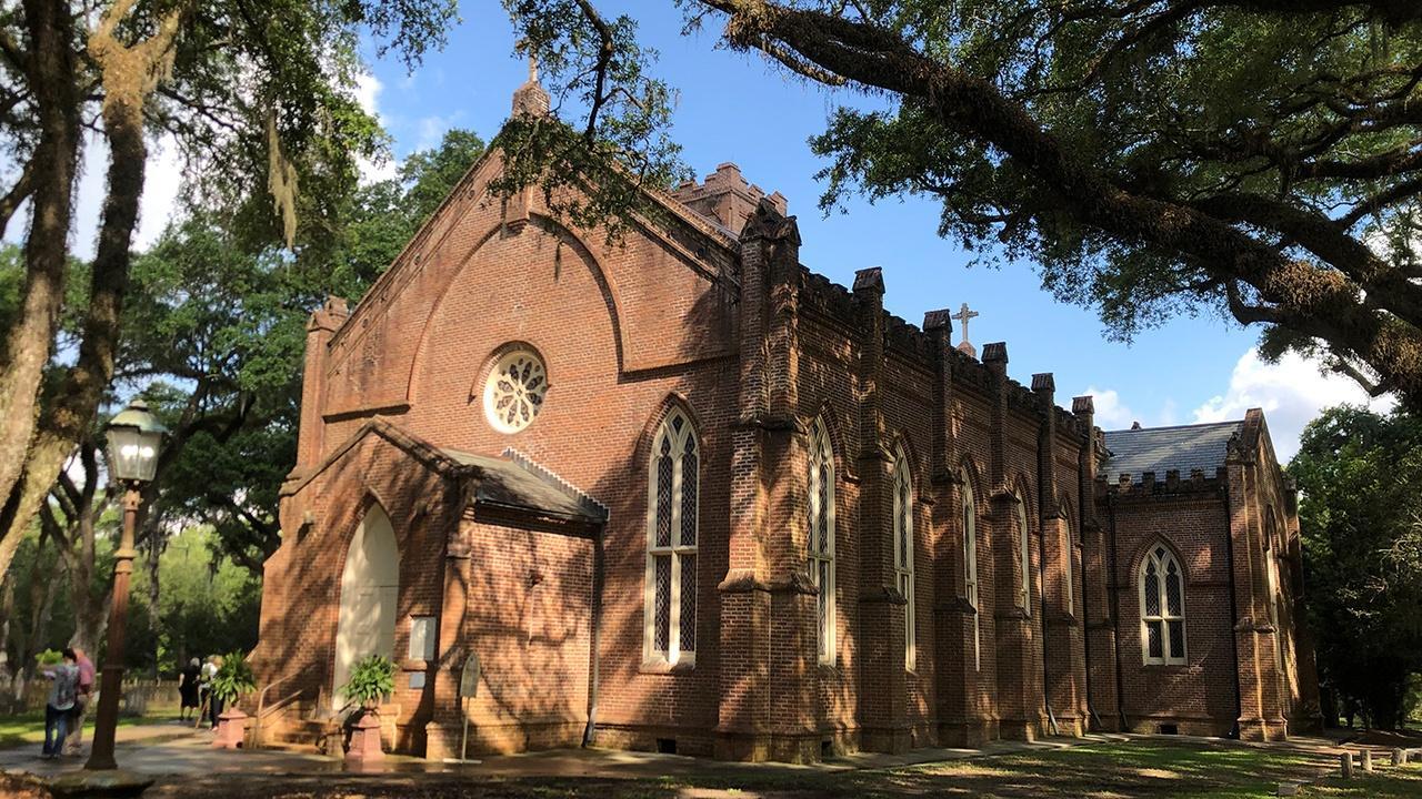 St. Grace Church in St. Francisville, Louisianna