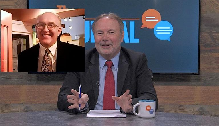 The Journal host and guest