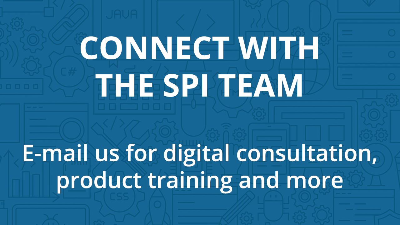 Connect with the SPI Team