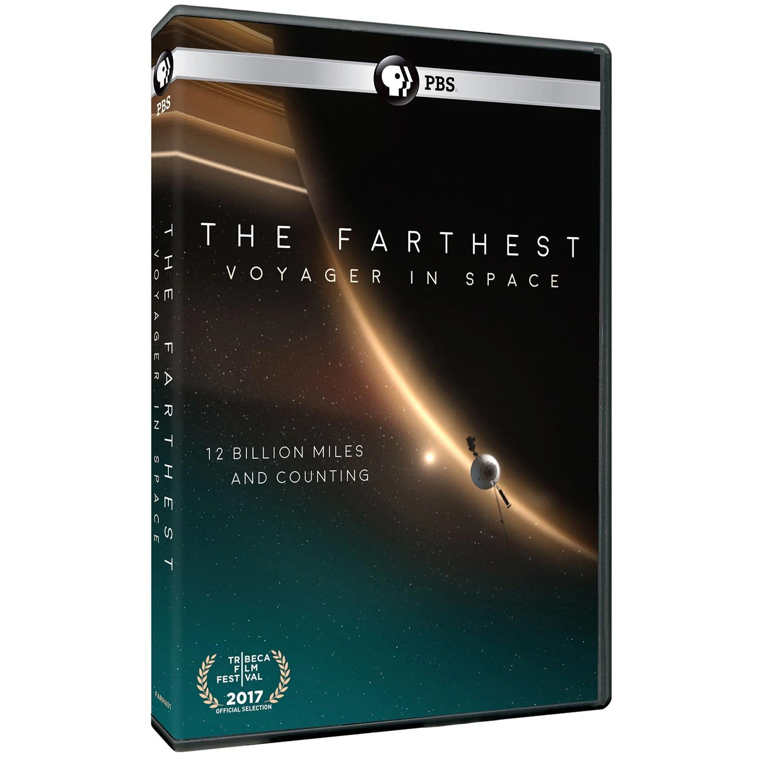 The Farthest DVD Cover
