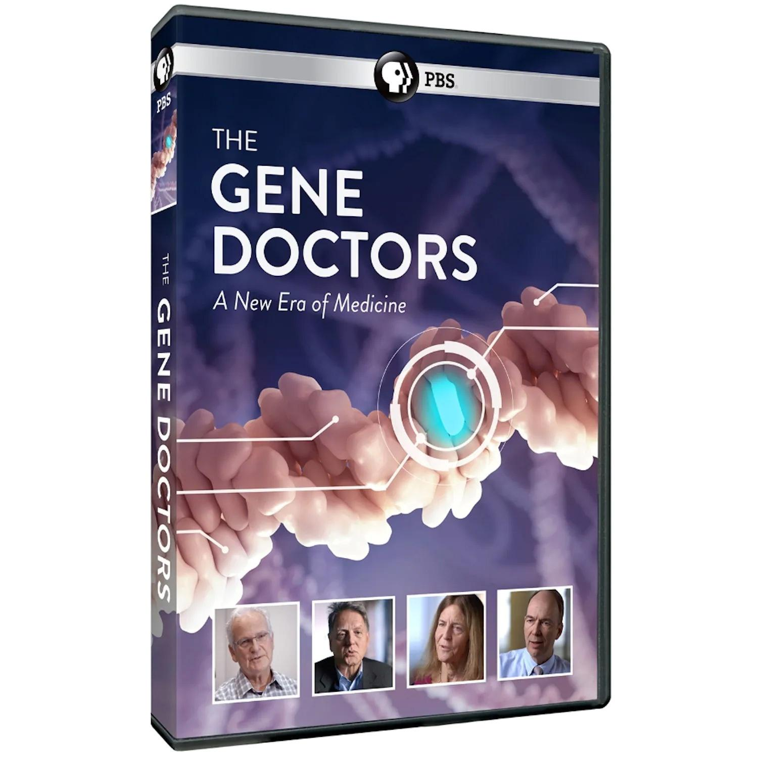 The Gene Doctors DVD cover