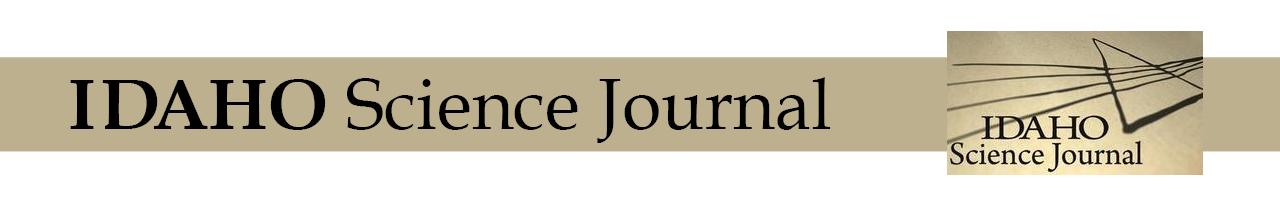 Idaho Science Journal