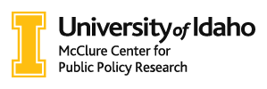 University of Idaho McClure Center for Public Policy Research