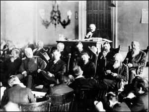 Jury in the Courtroom