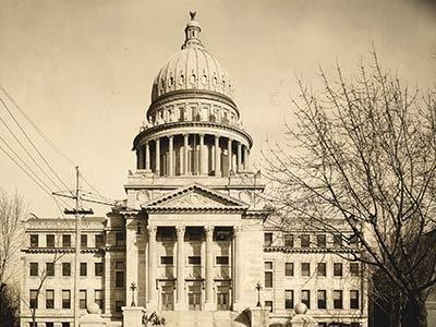 The Idaho Capitol