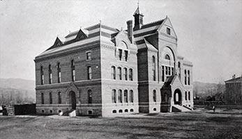 Idaho Territorial Capitol