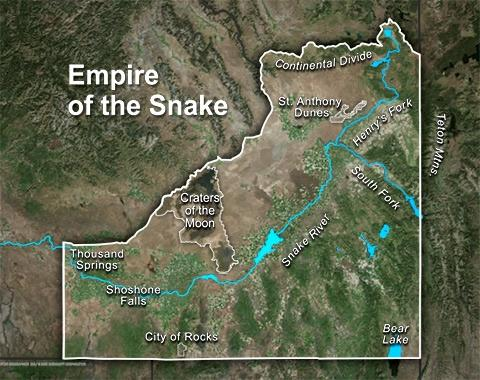 Empire of the Snake