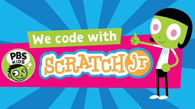 Code with Scratch Jr.