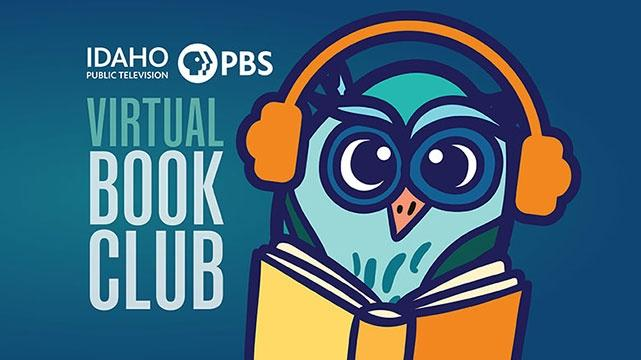 Idaho PTV Virtual Book Club
