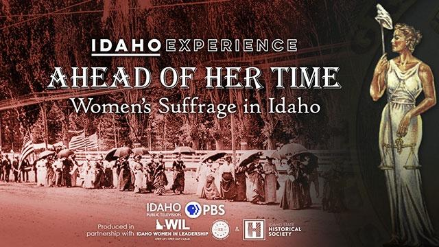 Idaho Experience Ahead of Her Time Screening