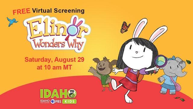 PBS KIDS Elinor Wonders Why Screening