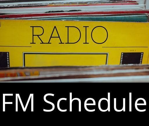 FM Schedule