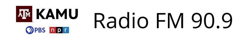 KAMU Radio FM 90.9