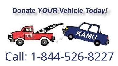 Donate your vehicle today. Call 1-844-526-8227