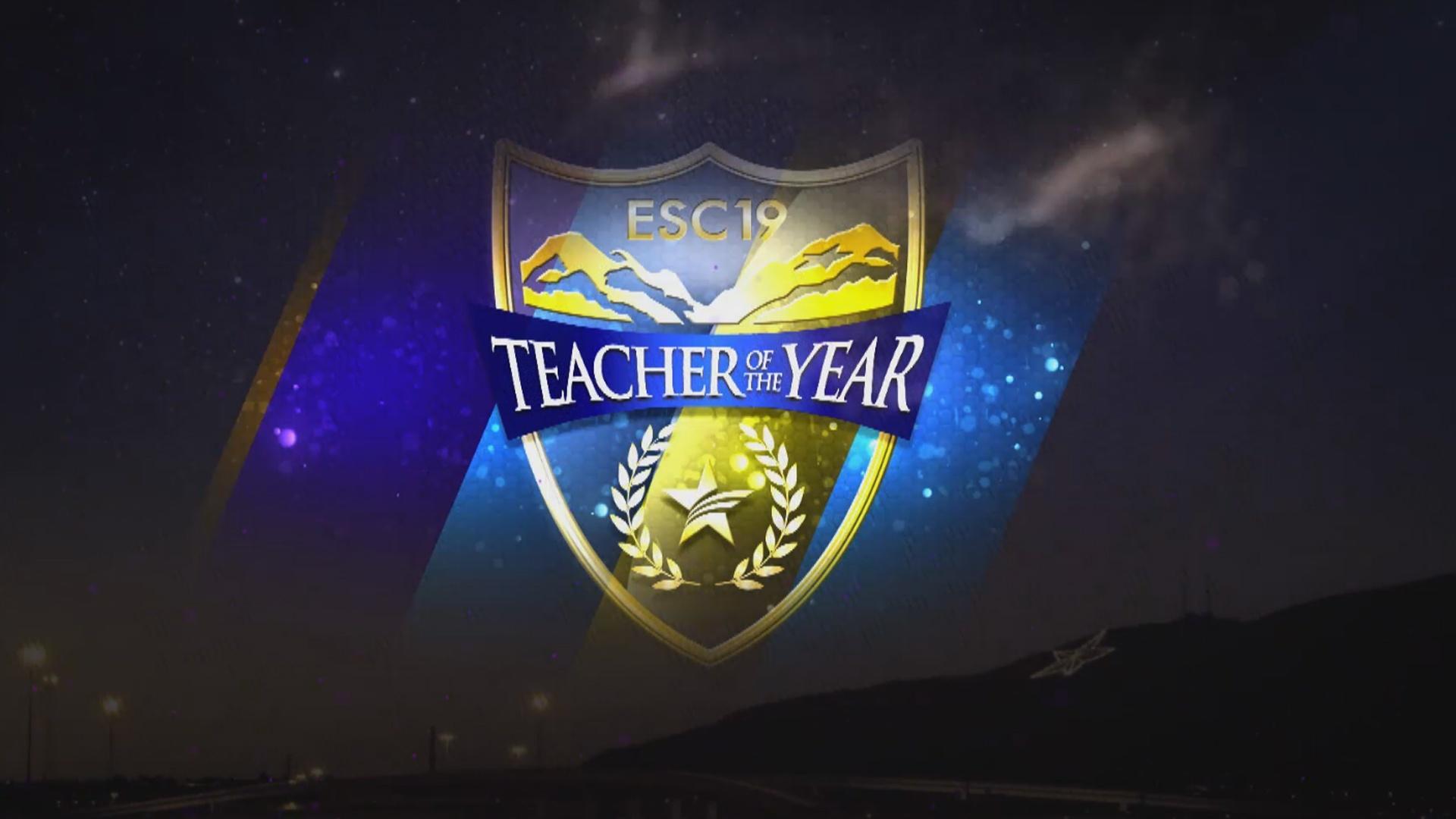 ESC Region 19 Teacher of the Year Awards Celebration