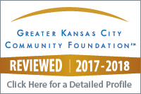 Greater Kansas City Community Foundation Reviewed 2016-2017. Click Here for a Detailed Profile
