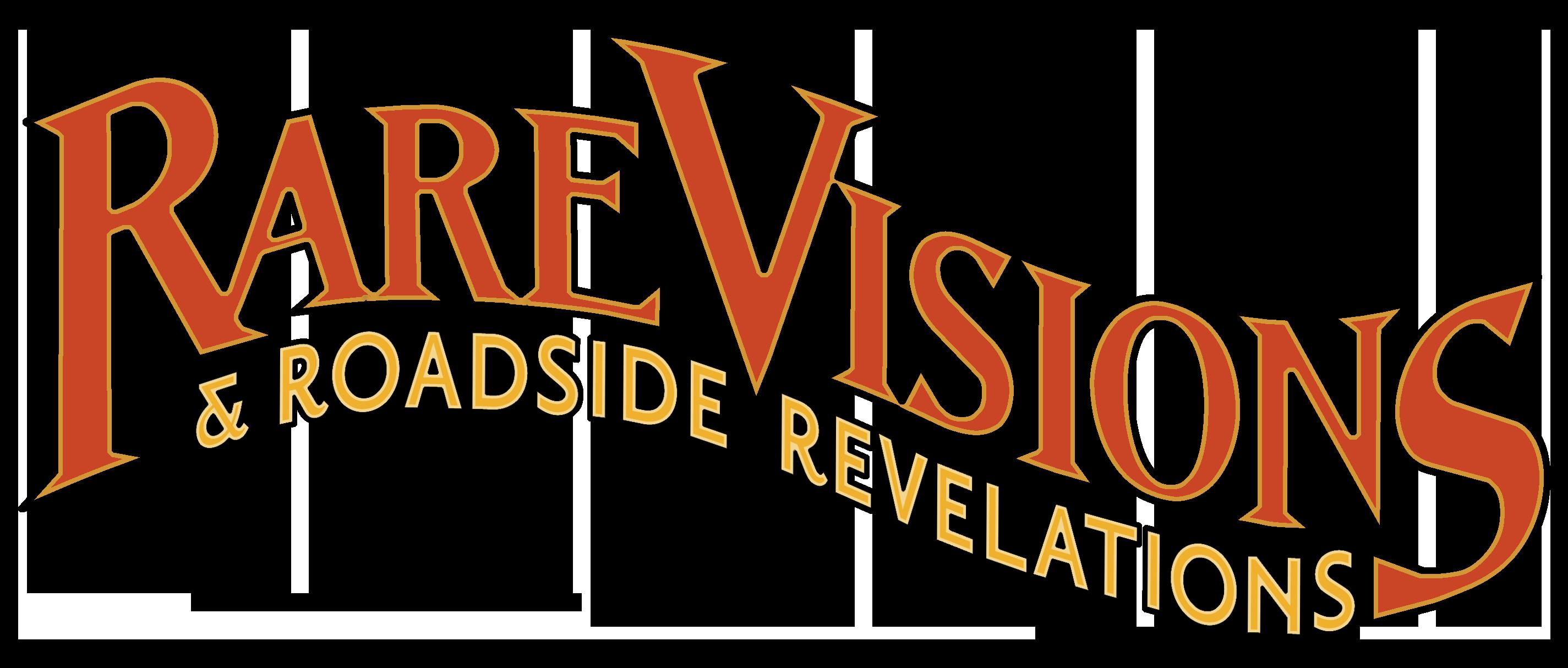 Rare Visions Show Logo