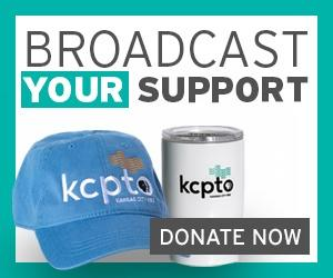 Broadcast Your Support KCPT ball cap and tumbler - donate now