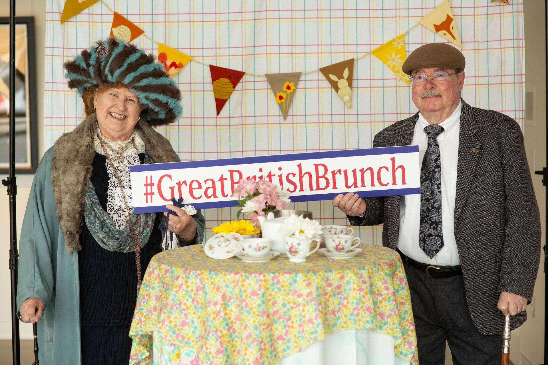 2019 KCPT Great British Brunch