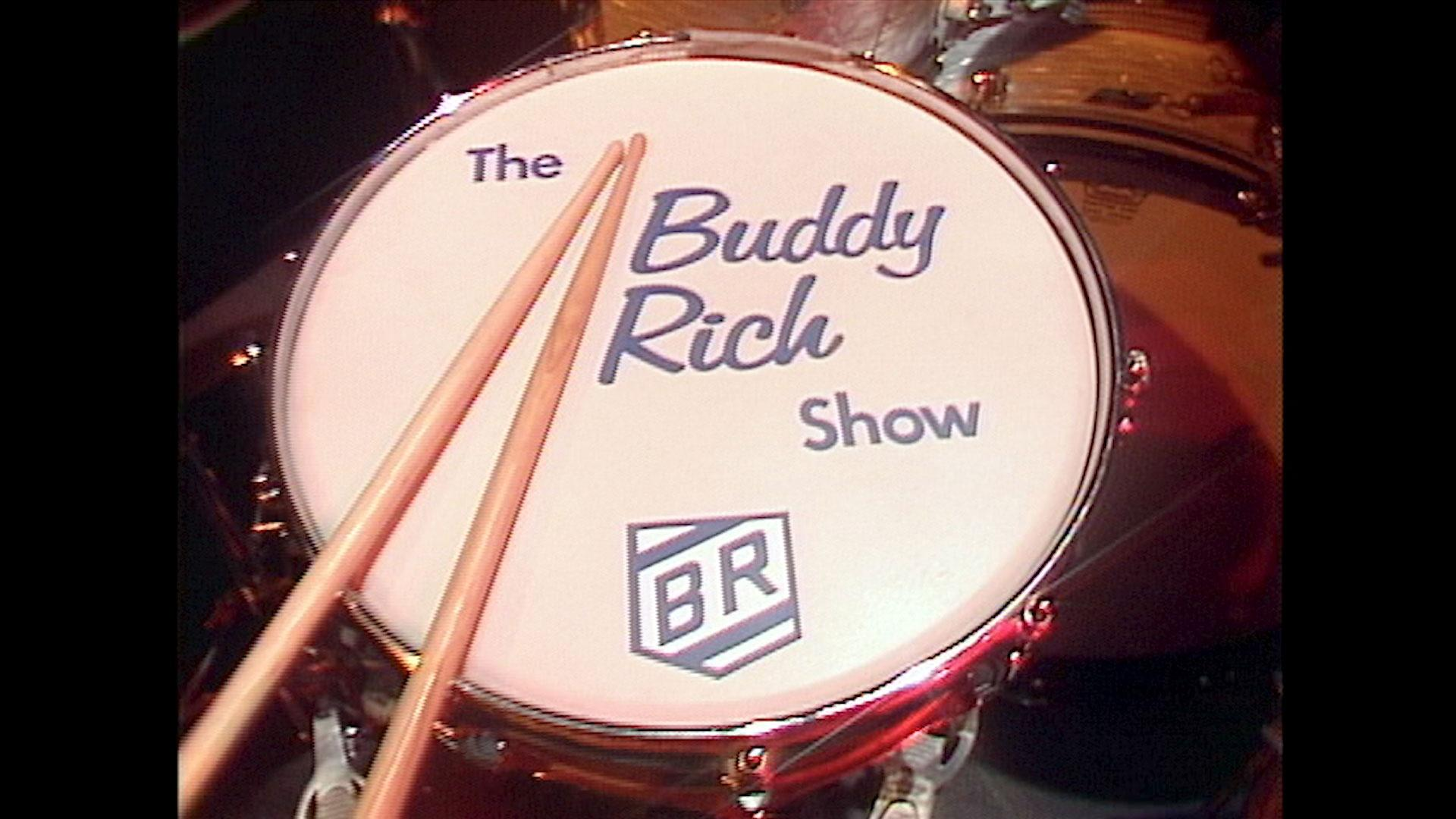 Drum with The Buddy Rich Show