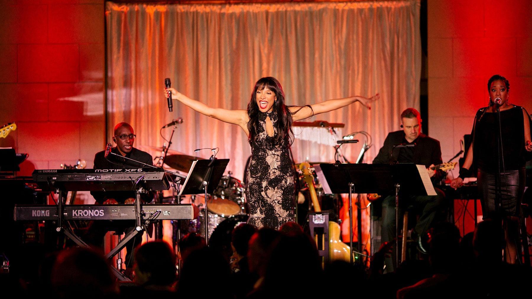 Quincy Jones Presents Sheléa