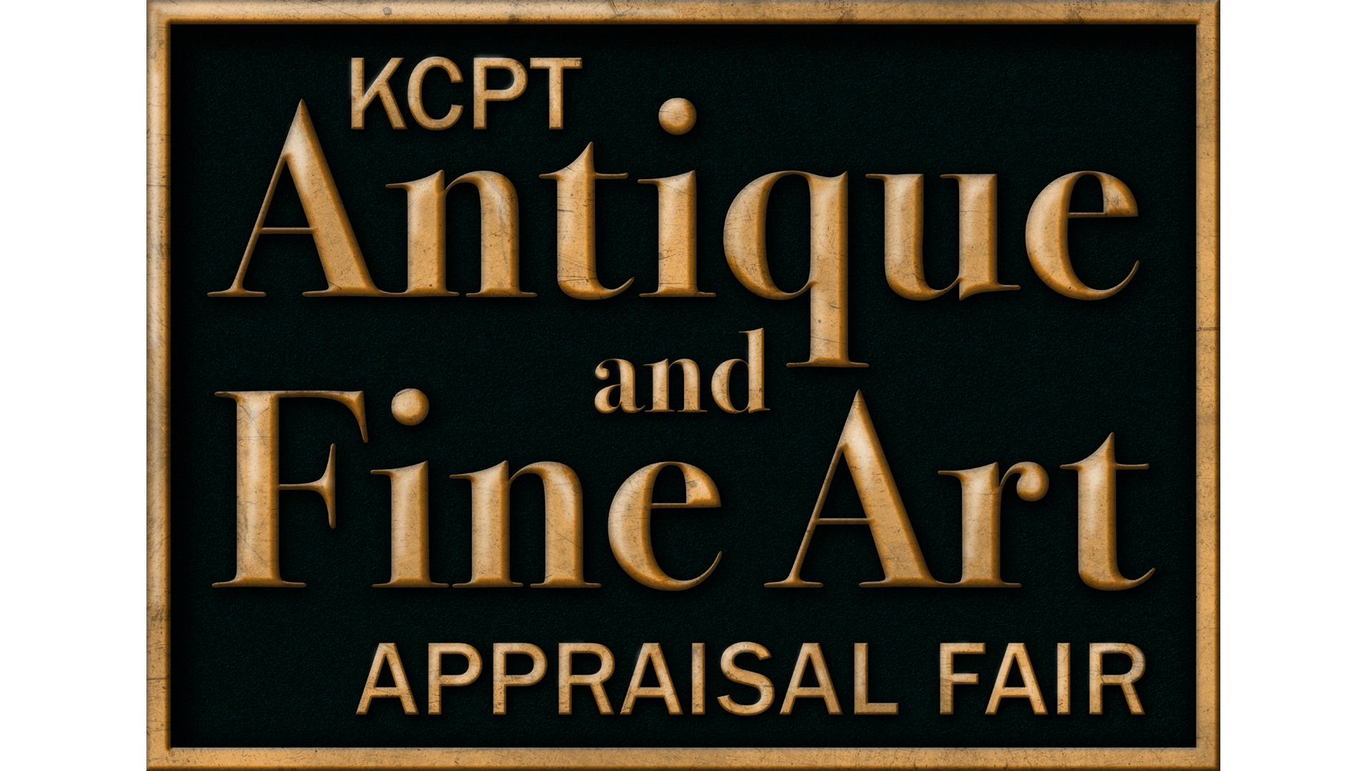 KCPT Antique and Fine Art Appraisal Fair