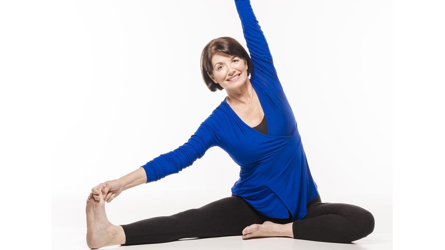 Easy Yoga - The Secret to Strength and Balance
