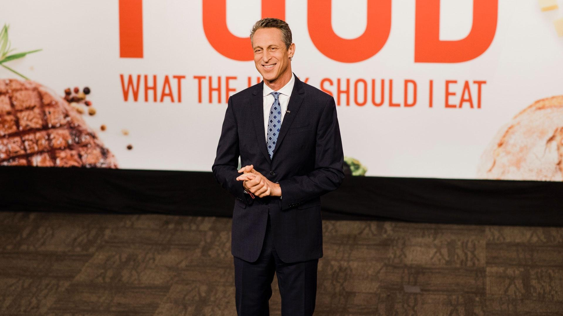 Food: What The Heck Should I Eat w/Mark Hyman