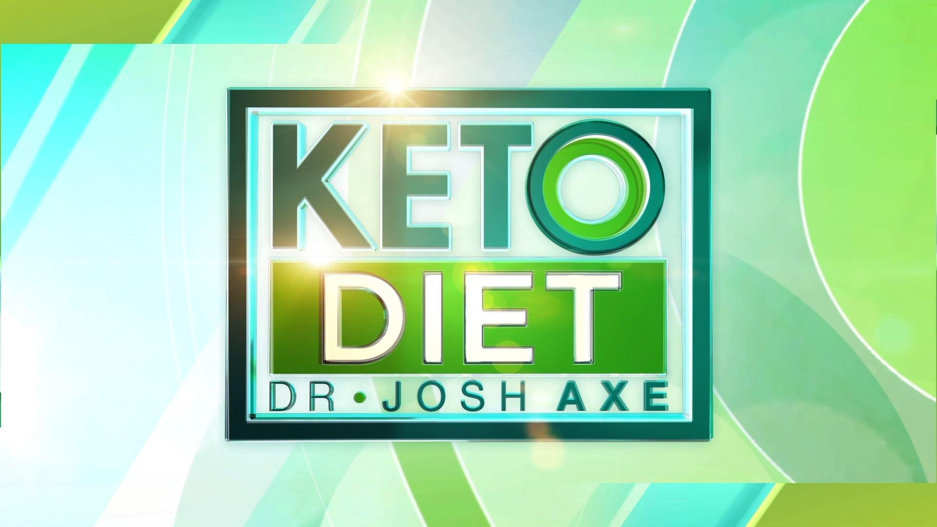 The Keto Diet with Dr Josh Axe