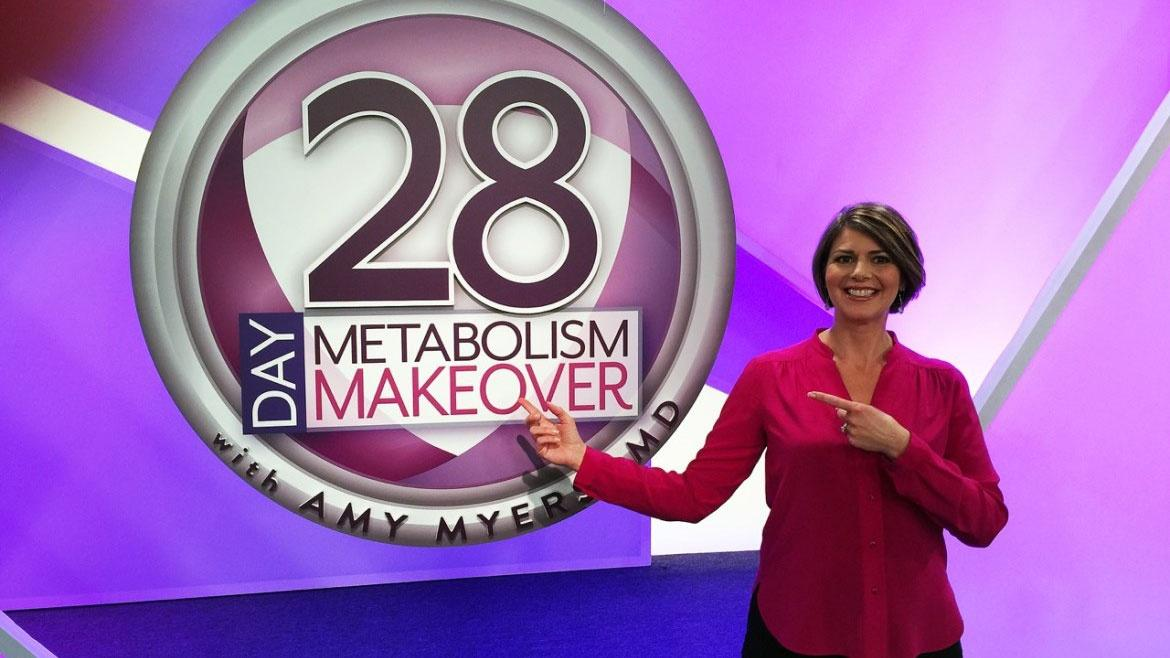 28 Day Metabolism Makeover w Dr. Amy Myers