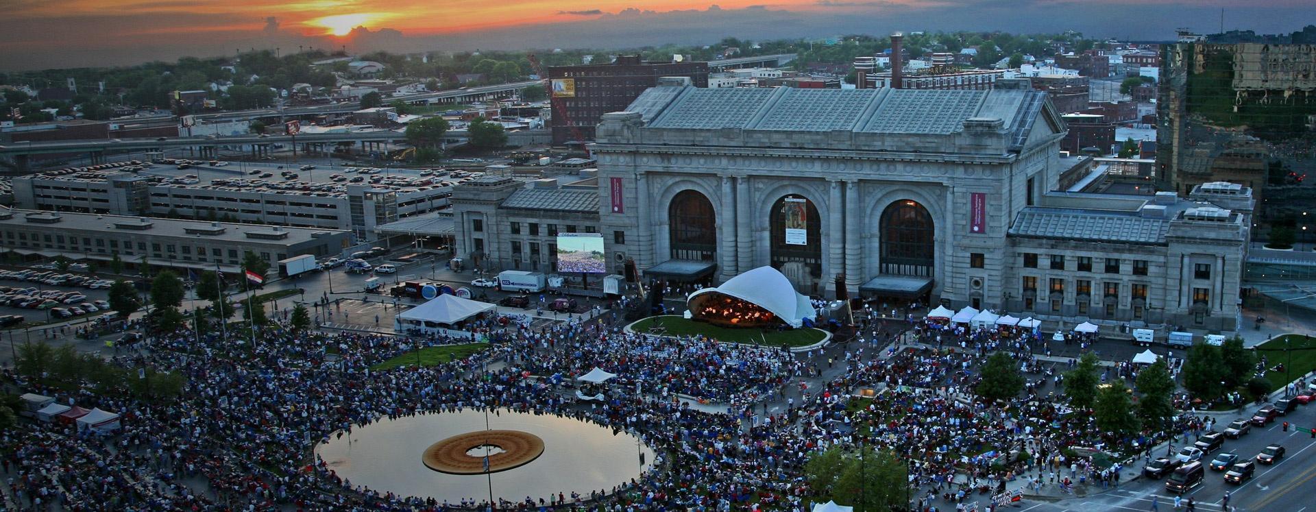 Union Station Concert