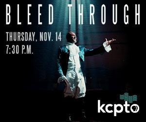 Bleed Through - Thursday Nov. 14 7:30 p.m.