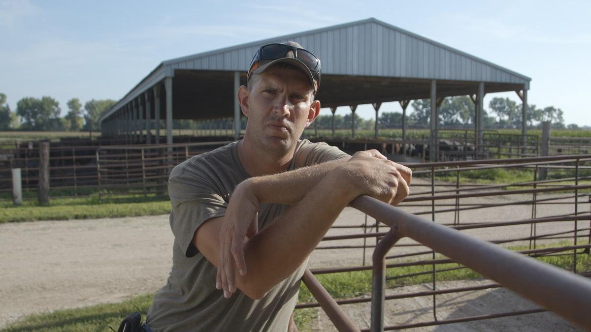Lowell, a farmer, lives with the stigma surrounding mental illness in rural communities.