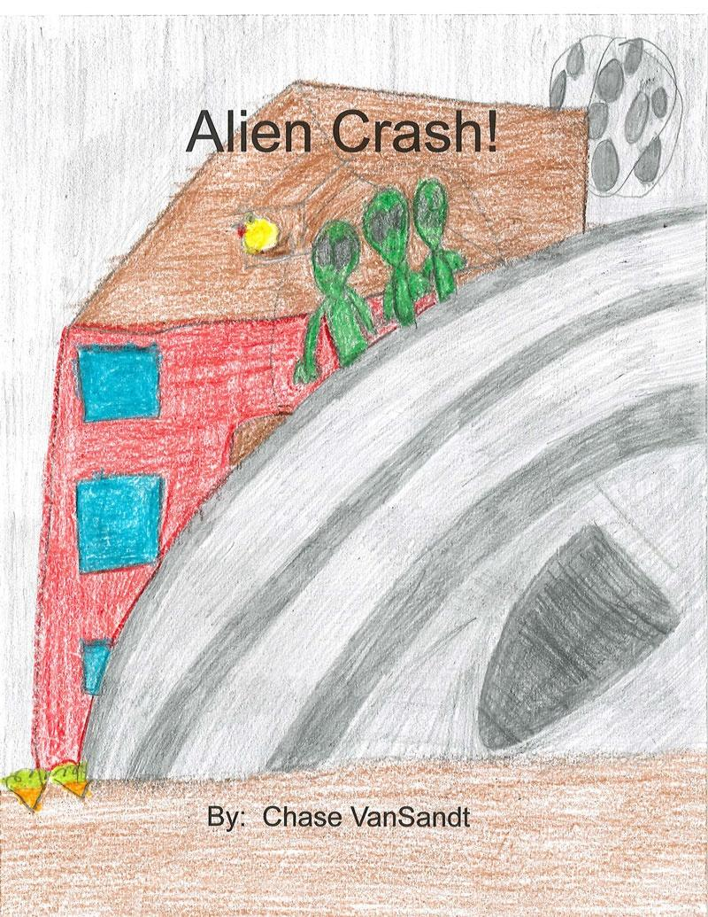 Alien Crash by Chase VanSandt