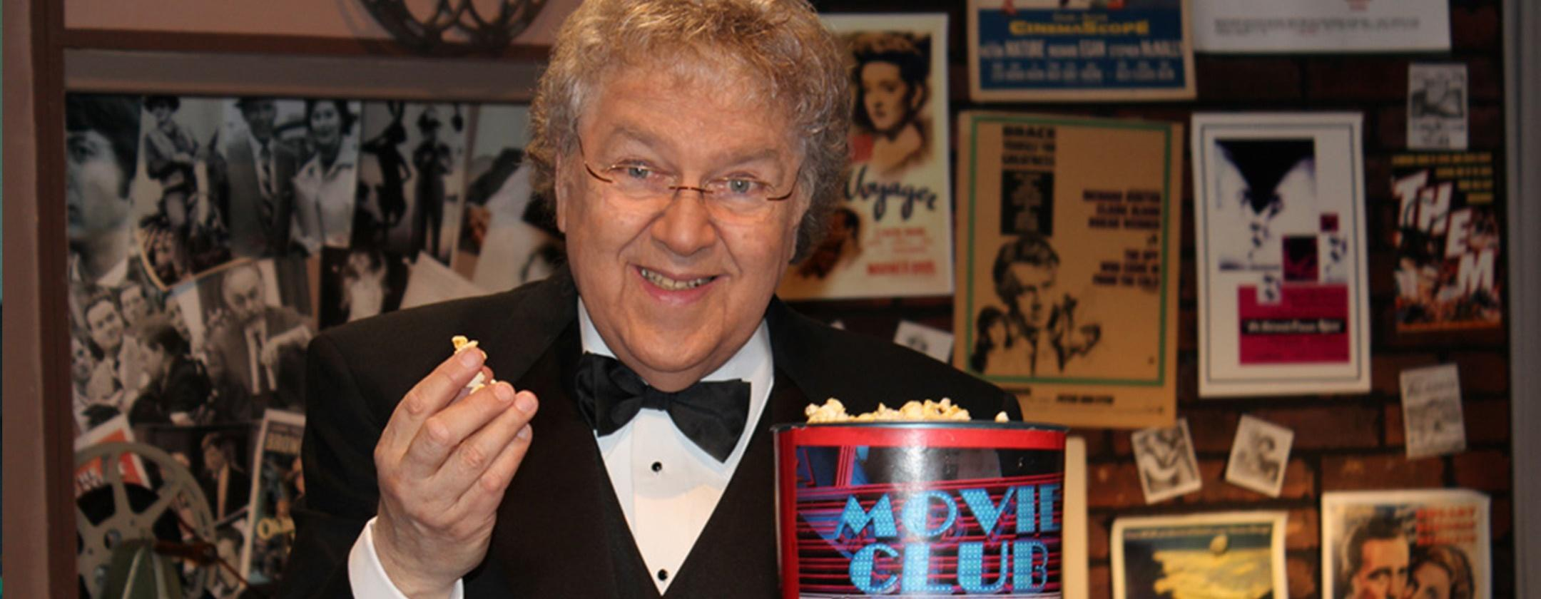 BJ Wexler, Host of OETA Movie Club
