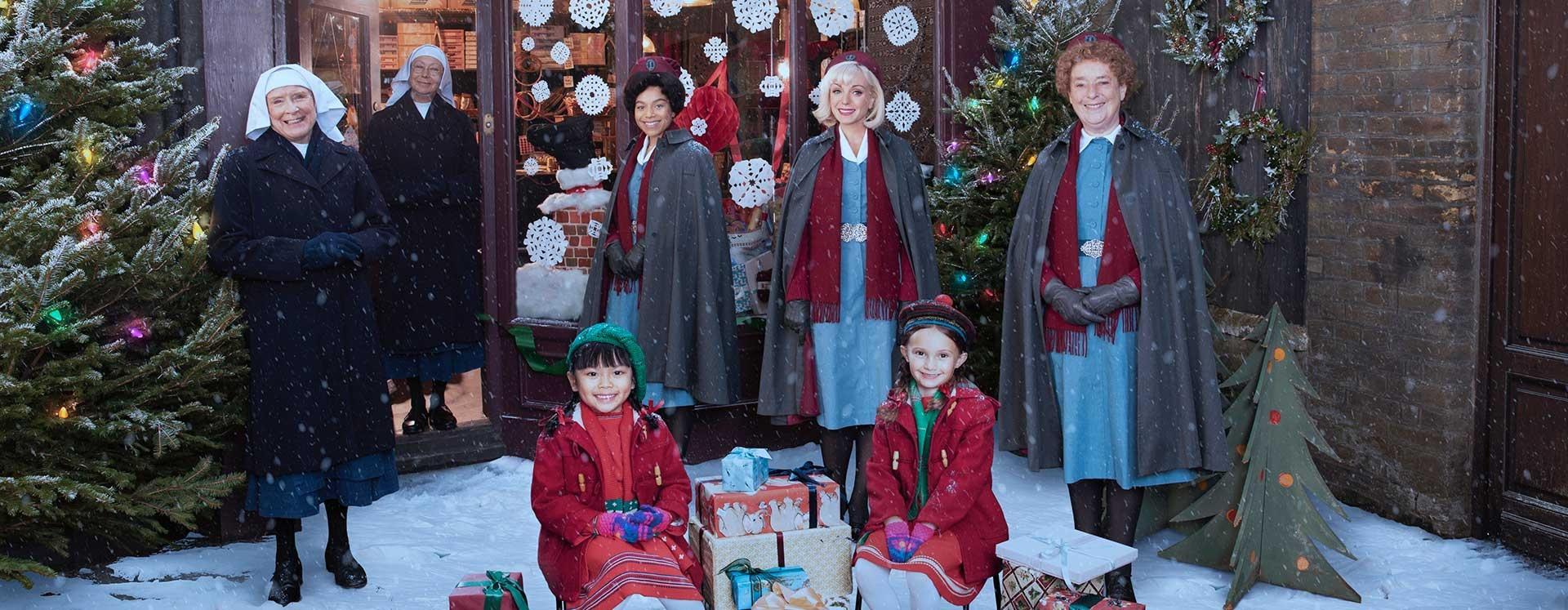 Holiday Programs on Nine PBS