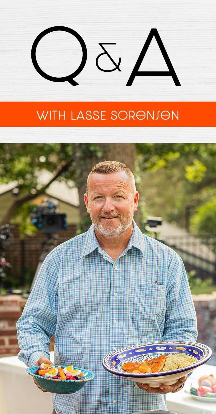 Host Lasse Sorensen