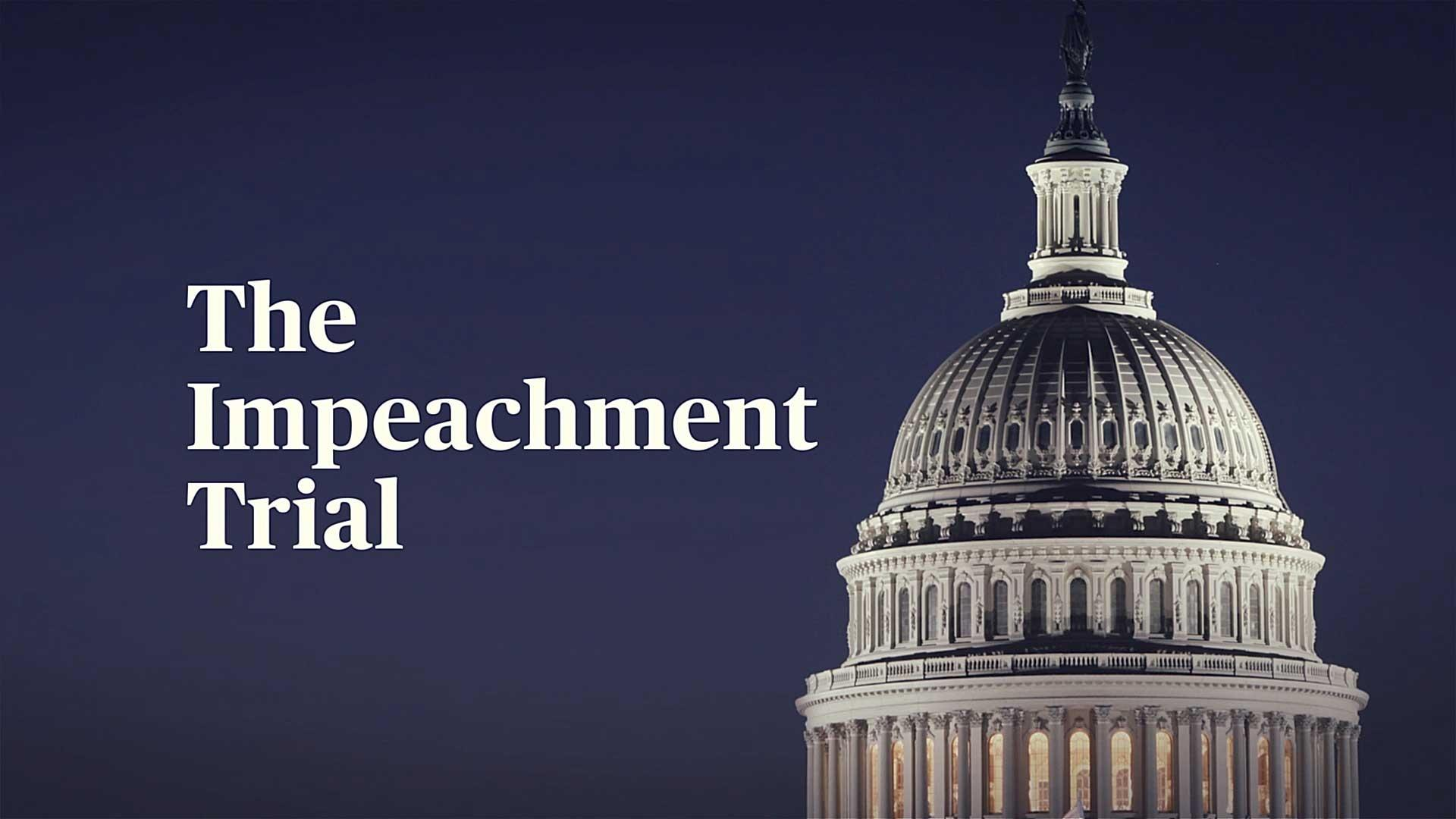 The Impeachment Hearings & Trial on PBS NewsHour