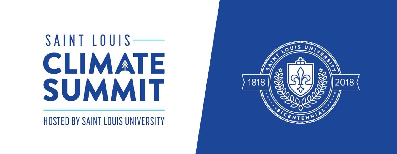 2018 Saint Louis Climate Summit